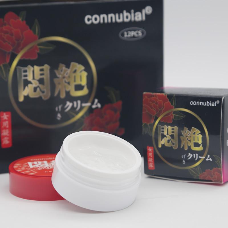 日本NPG闷绝激女媚用高潮润滑液薬膏阴蒂刺激催兴奋成人情趣用品-美咻咻商城