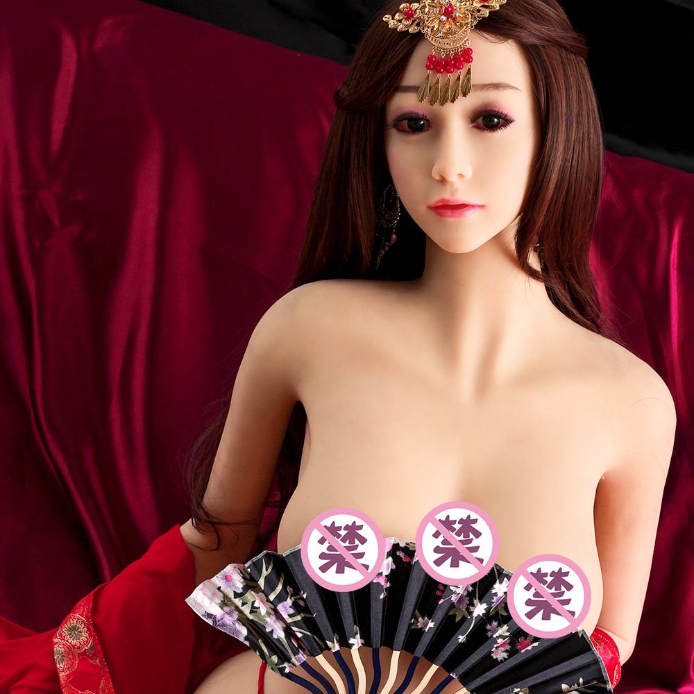 全硅胶实体成人用品娃娃古典美女修长身材逼真肌肤女神款男用性玩具-美咻咻成人情趣商城