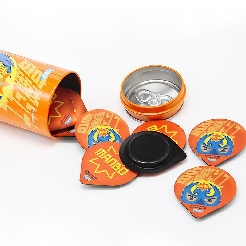 名流 铁罐情趣光面润滑超薄大颗粒避孕12只装-美咻咻成人情趣商城