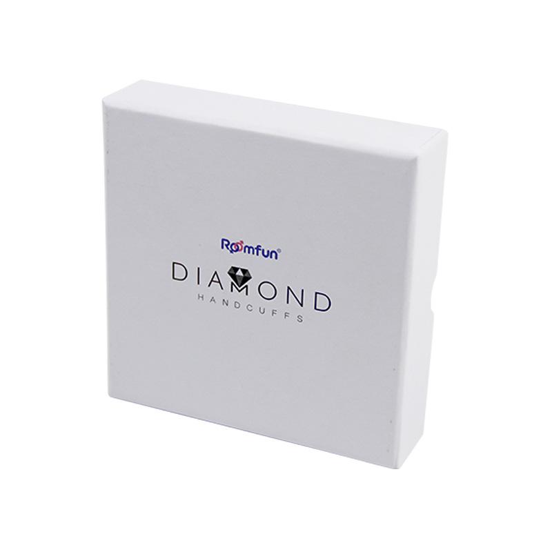 房趣 仿真钻石合金手铐环捆束缚情趣用具挑逗前戏用品-美咻咻成人情趣商城