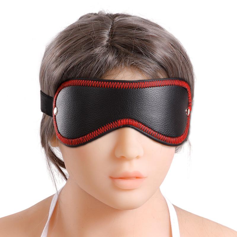 美加奴 成人用品情趣SM另类蕾丝调教眼罩-美咻咻商城