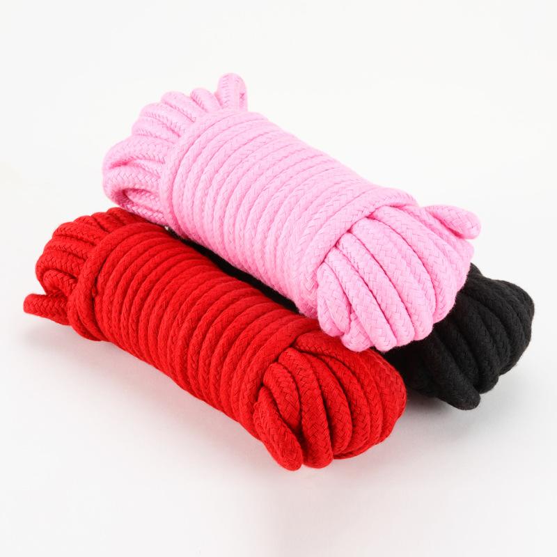 美加奴 成人用品情趣棉质另类捆绑束缚绳-美咻咻商城