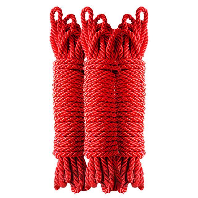 谜姬 另类成人情趣缚捆绑10米丝绳-美咻咻商城