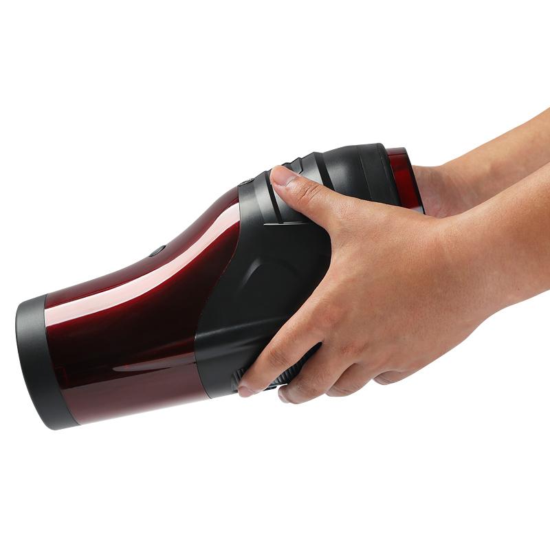 Rends男用成人用品灭霸全自动旋转夹吸电动伸缩飞机杯-美咻咻成人情趣商城