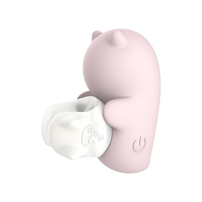震动指环跳蛋便携硅胶女用自慰器按摩器-美咻咻成人情趣商城
