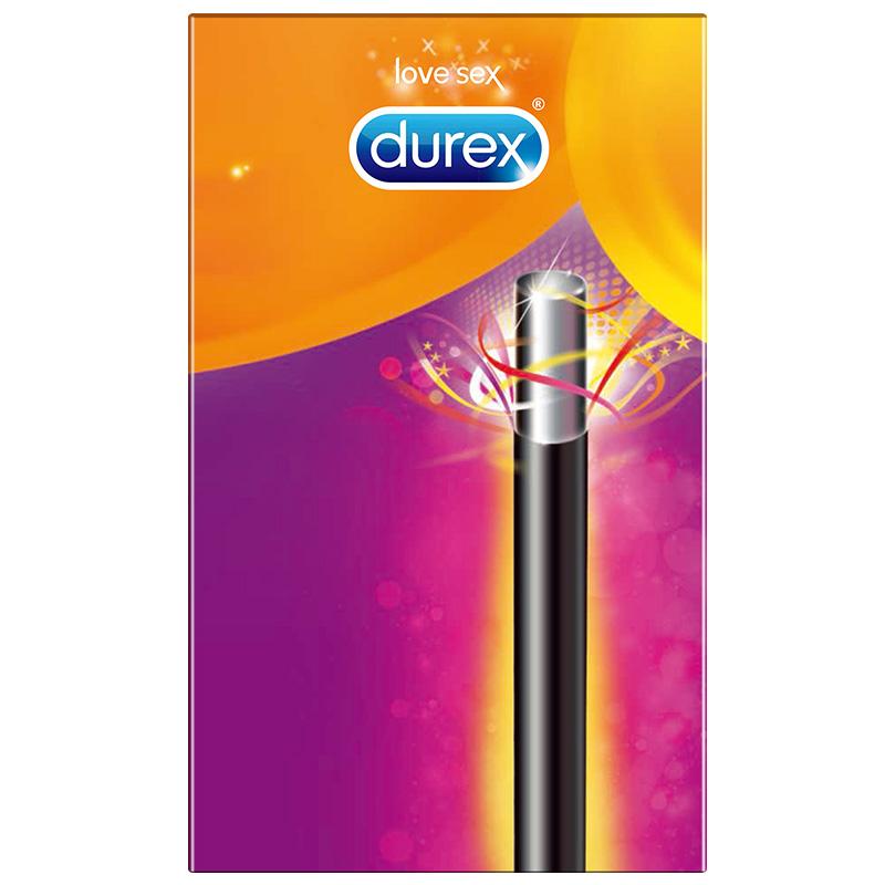 杜蕾斯 魔法装凸点螺纹带刺避孕套大号套情趣安全套18只装-美咻咻商城