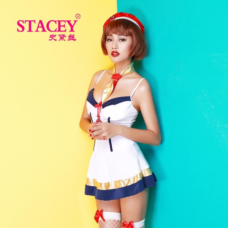 STACEY/史黛丝 浪漫之旅海军扮演服-美咻咻商城