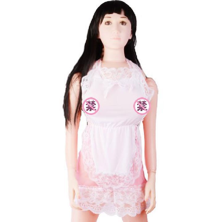 JINGVO 韩国美少女素妍发声充气娃娃【送性感内衣】-美咻咻商城