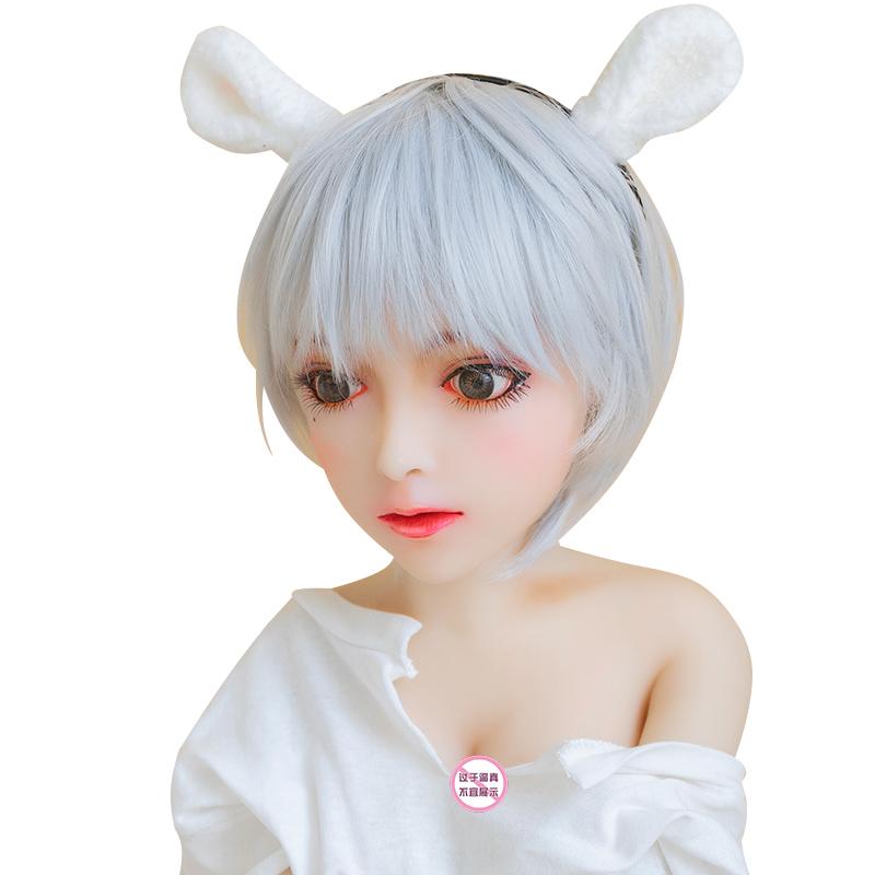 久爱 全硅胶真人智能男用自慰器倒模成人性玩偶实体娃娃-美咻咻商城