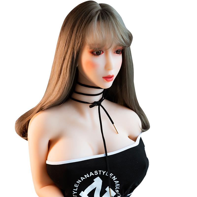 久爱 御姐仿真全硅胶实体娃娃性爱人偶男用自慰器138cm-美咻咻商城