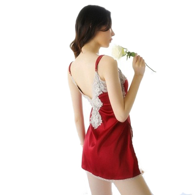 柠檬物语 情趣性感夫妻激情诱惑睡裙蕾丝小胸睡衣-美咻咻情趣用品商城