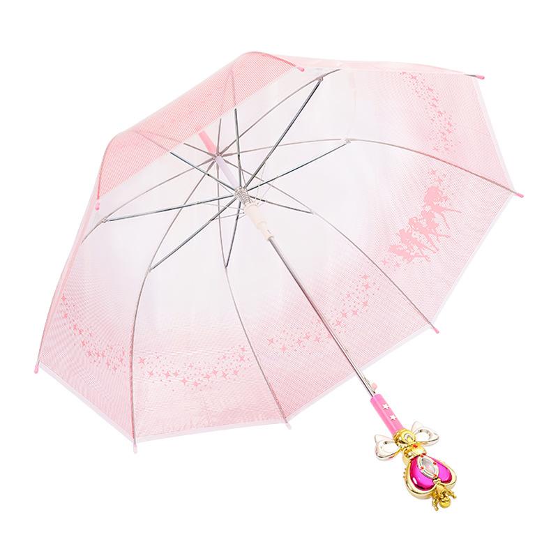 柚梦夏 美少女战士魔法杖手柄防晒遮阳伞-美咻咻情趣用品商城