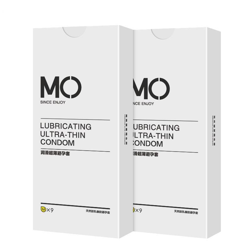 名流 MO玻尿酸避孕套水溶性润滑超薄安全套-美咻咻情趣用品商城