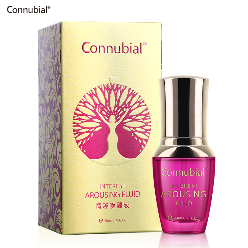 Connubial女用情趣快感促进液 20ml-美咻咻情趣用品商城