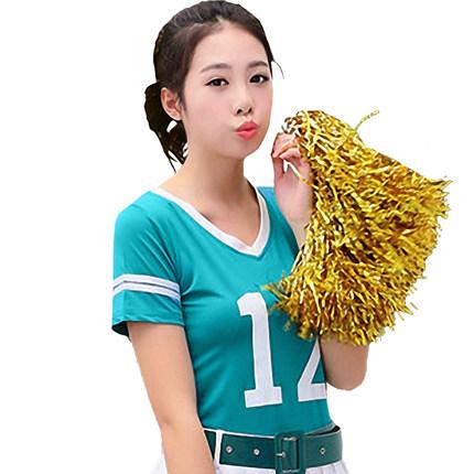 【618限时特价】足球宝贝活力啦啦队制服超短裤套装-美咻咻商城