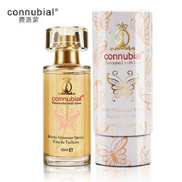 Connubial 成人用品女士费洛蒙香水50ml-美咻咻情趣用品商城