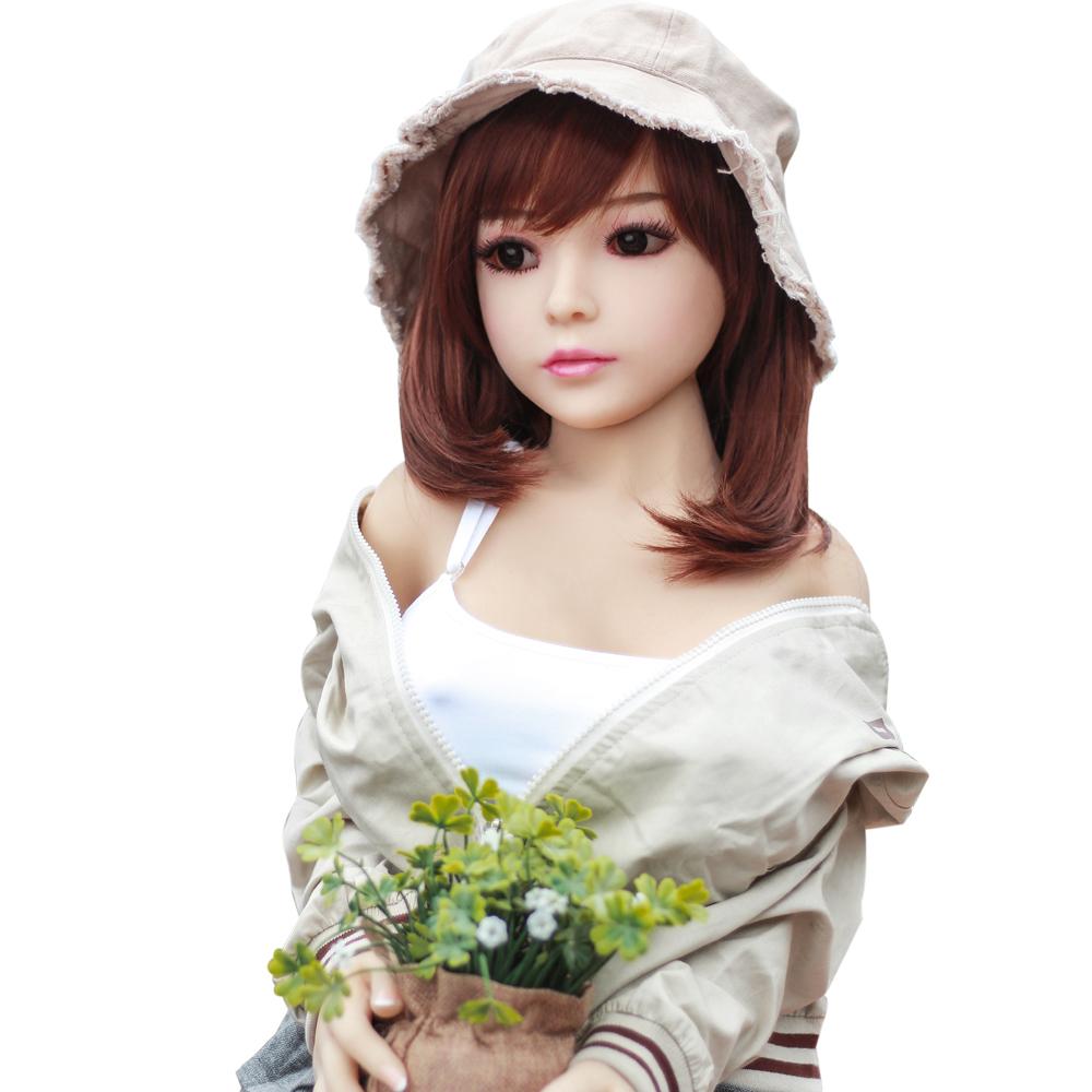 实体硅胶初熟清纯女优男用自慰性爱倒模娃娃-美咻咻情趣用品商城
