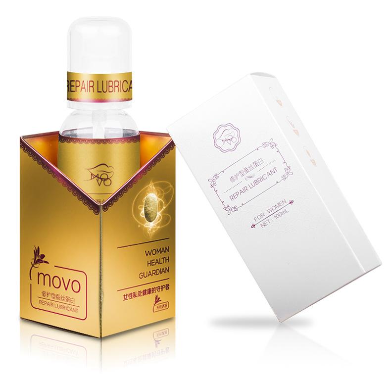 美国MOVO 修护型蚕丝蛋白阴道干涩房事水溶性润滑液 -美咻咻商城