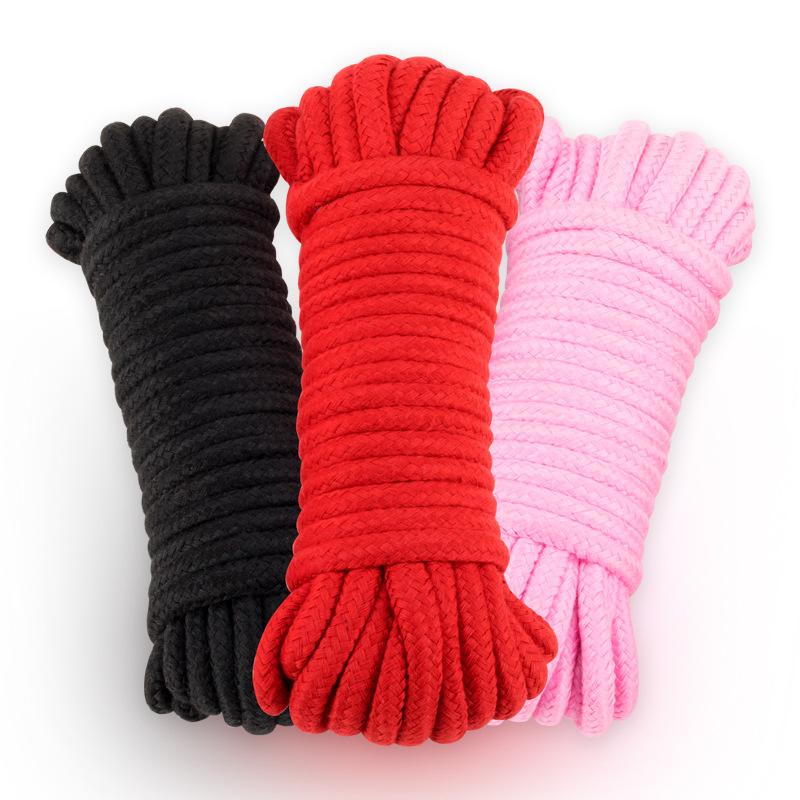 美加奴 成人用品情趣棉质另类捆绑束缚绳-美咻咻情趣用品商城